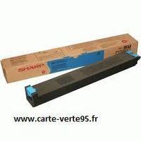 SHARP MX27GTCA : toner cyan 15000 pages