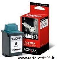 LEXMARK 15MO640 : cartouche encre noire 1300 pages