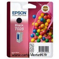 EPSON T028 : cartouche encre noire 17ml