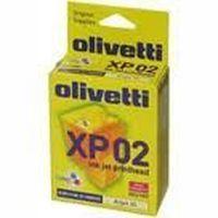 OLIVETTI XP 02 B0218R : cartouche encre couleur originale 280 pages Olivetti XP02
