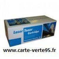 Toner noir 7200 pages compatible Kyocera TK130
