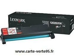 Lexmark 12026XW : Photoconducteur 25000 pages