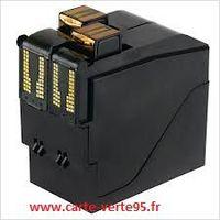 SATAS SP JET+400 SM JET+600 : cartouche compatible encre bleue 84ml 72200261W - 6129187U