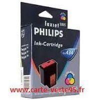 Cartouche PHILIPS PFA434 : cartouche originale encre couleur 150 pages PFA-534 9061 153 09019