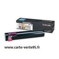Lexmark X945X2MG : toner original magenta 22000 pages
