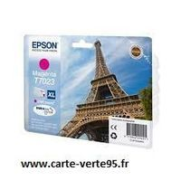 EPSON T7023XL: cartouche encre magenta 2000 pages