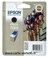 EPSON T003 : cartouche encre noire originale 1200 pages C13T00301110