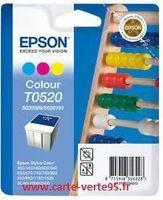 Epson T0520 : cartouche encre couleur 35ml