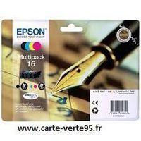 EPSON C13T16264010 : multipack économique 4 cartouches