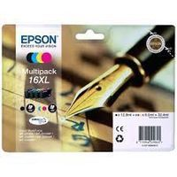 Epson C13T16364010 : Multipack 4 cartouches 16XL