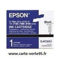 Epson S020403 : cartouche encre noire 15 millions de caractères