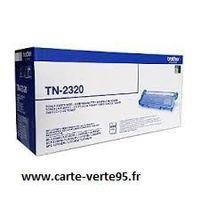Brother TN 2320 : toner noir grande capacité 2600 pages