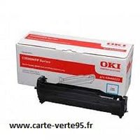 OKI 43460223 : tambour original 15000 pages cyan C3520MFP