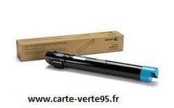 Toner cyan 9600 copies marque XEROX 106R01433 106R01433