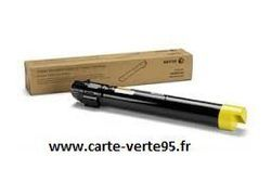 Xerox 106R01435 : toner 9600 pages jaune 106R01435