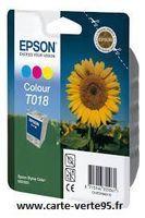 Epson : cartouche encre couleur 300 pages