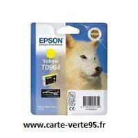 Epson T0964 : cartouche encre yellow 11,4 ml