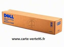 DELL 59310052 GG578 : toner magenta 8000 pages