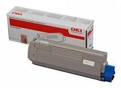 OKI 44315308 : toner noir 8000 pages pour OKI C610