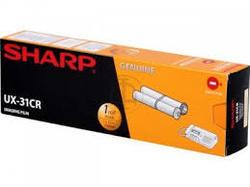 Sharp UX-31CR : ruban thermique noir 100 pages UX31CR