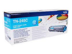 Cartouche laser Brother TN245C : toner original magenta grande capacité 2200 pages
